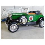 Texaco Ford Model A Roadster 1/25 Die Cast