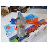 Gulf Airplane Bank - Number One - Die Cast Bank -
