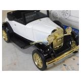 Ford Model A Roadster - Rare White- Limited