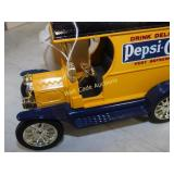 Ford Open Front Panel Side Truck - Poepsi - 1/25