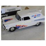 Chevrolet 1957 Chevy - Pepsi - Die Cast Bank - By