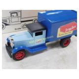 Burma Shave - Freight Truck - Die Cast Bank - By