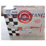 Mobilgas P-51D Mustang Airplane Die Cast Fourth