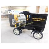 Caterpillar 1905 Delivery Car - Holt Mfg Co - Die