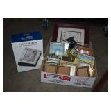 Picture frames large mixed lot of Various Sizes