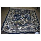 """Area Rug approximately 78""""x60"""""""