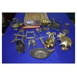 Brass Trinkets & Figurines Home Decor Mixed Lot