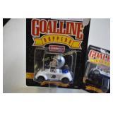 Dallas Cowboys Die Cast Goal Line Collectors Cars