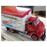 GMC 1952 Dry Goods Van - Miss Budweiser - Die