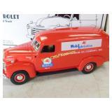 Mobil Oil - 1949 Chevrolet Panel Truck - 1/34 -
