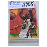 Grant Hill Rookie Collectors card