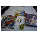 Marvel Comic Books, Marvel Mini Comic Books, 1992