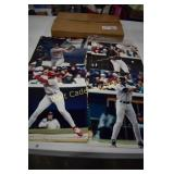 Baseball Portraits lot Photo File