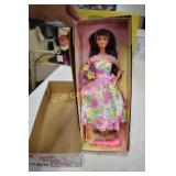 Barbie Spring  Petals  Second in Series  Avon