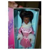 Barbie Winter Dazzle 1997 Special Edition