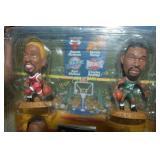 NBA Headlinder Collectors figurines