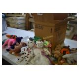 Beanie Babies lot with Collectors McDonald