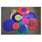 Blasterdome frisbees