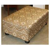 Large Ottoman with Great Storage Area
