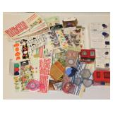 Scrapbooking Stickers & Creative Memories Punches