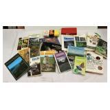 Nature Books - Animals Birds Northwest Butterflies