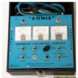 Annie Model A-12 Hermetic Analyzer Meter Untested