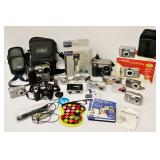 All Types of Digital Cameras Mavica to Nikon