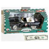 1956 Ford T-Bird Skychief Diecast Car in Box