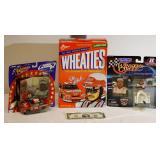 Dale Earnhardt Wheaties Box & 2 Winner