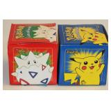 2 Sealed in Box Pokemon 23K Cards - A