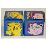 2 Sealed in Box Pokemon 23K Cards - B