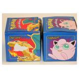 2 Sealed in Box Pokemon 23K Cards - C