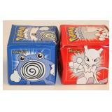 2 Sealed in Box Pokemon 23K Cards - D