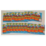 23 Fleer Sealed Packets 1990 Baseball 16 Cards B