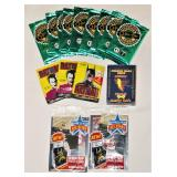 15 Misc Sealed Card Packets 11 Are Baseball