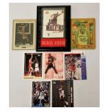 8 Special Basketball Cards Jordan Drexler O
