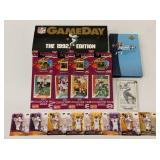 NFL Cards 1992 Game Day Edition Pins Favre