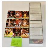 Case Filled w 92-93 Fleer Ultra Basketball Cards