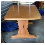 "Dining Room Table w Leaf 68"" x 42"""