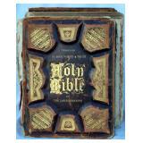 Antique Good Samaritan Bible