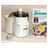 The Juiceman 410 Elite Pro Auto Juice Extractor