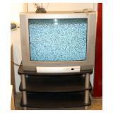 "Toshiba 32"" TV w Remote & Stand Works"