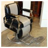 Vintage Mid Century Modern Nada Barber Chair B