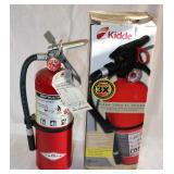 Kiddie Fire Extinguisher