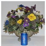 Nice Artificial Flower Floral Centerpiece