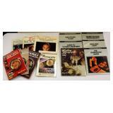 Vintage 35mm Film Camera Guide Books