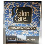 Professional Non-Reinforced Salon Coil Almost Full