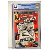 CGC Graded 9 Spiderman Annual #15 Comic