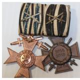 WWI Imperial Germany Medals
