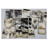 Original Photos of Polynesian Village & People